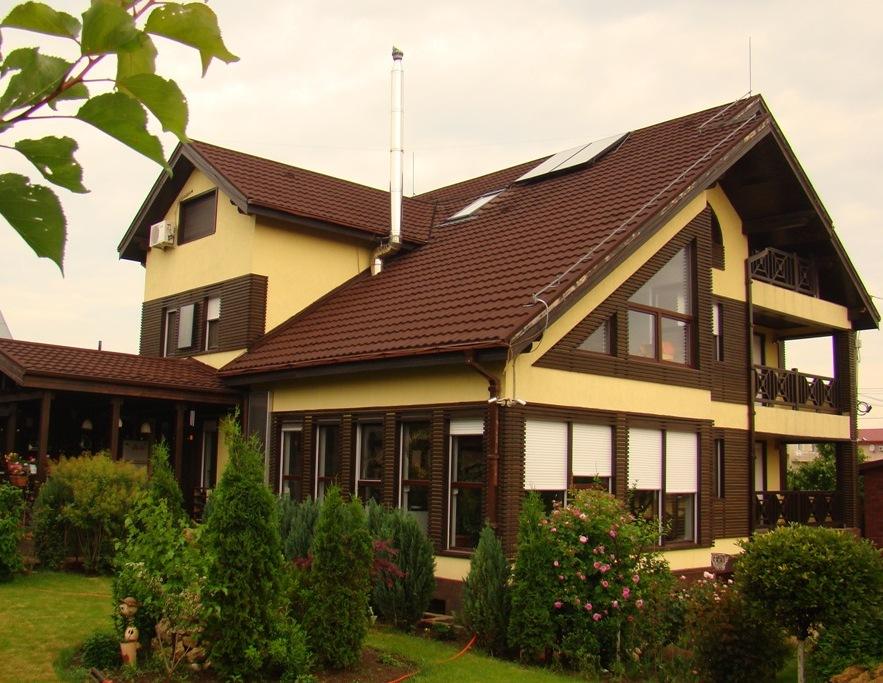 Casa din lemn Pipera I