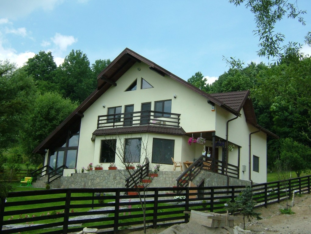 Casa din lemn Provita I