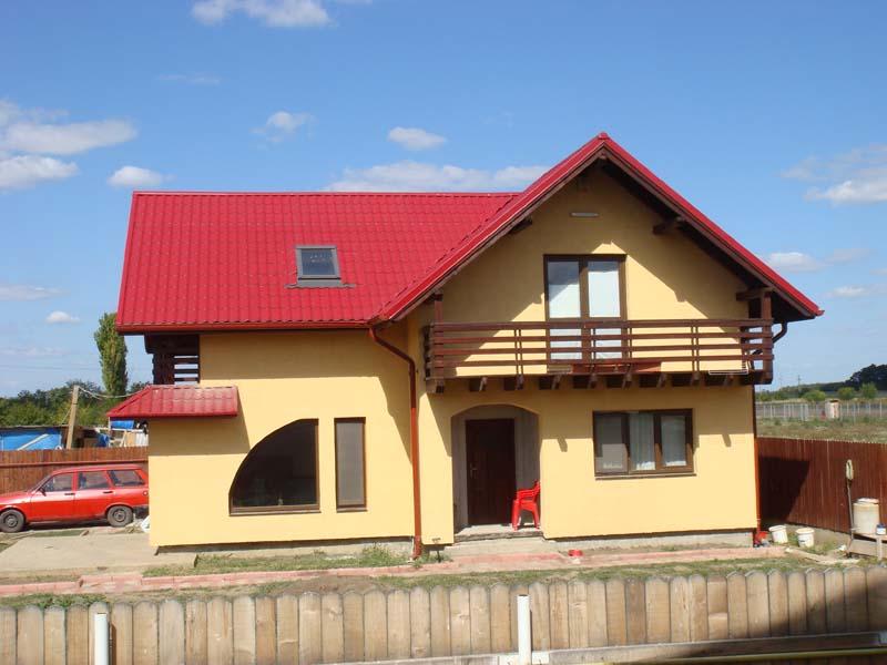 Casa din lemn Branesti II
