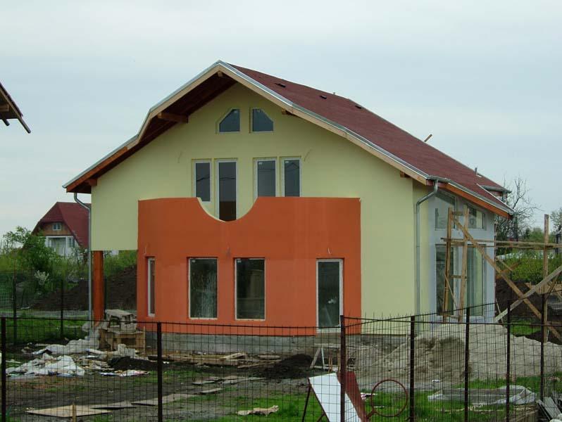 Casa din lemn Bucuresti-Com. Rosu