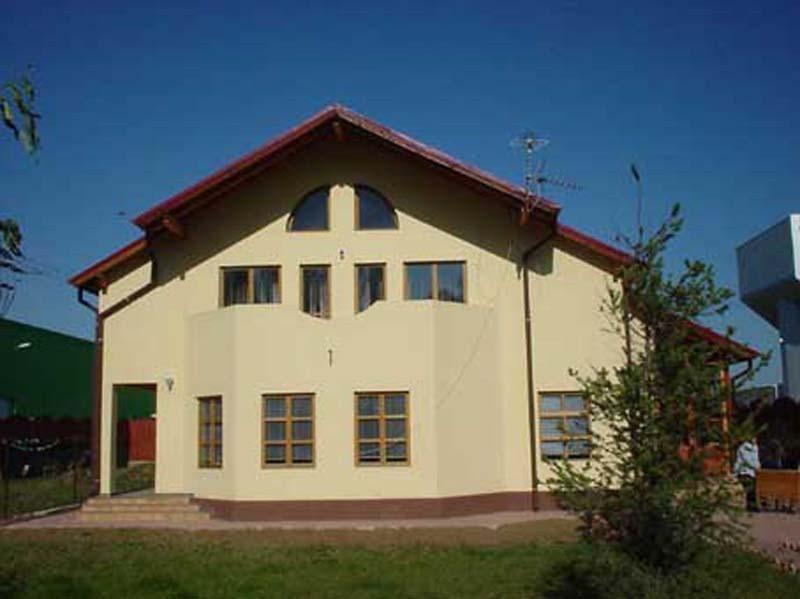 Casa din lemn Bucuresti-Militari