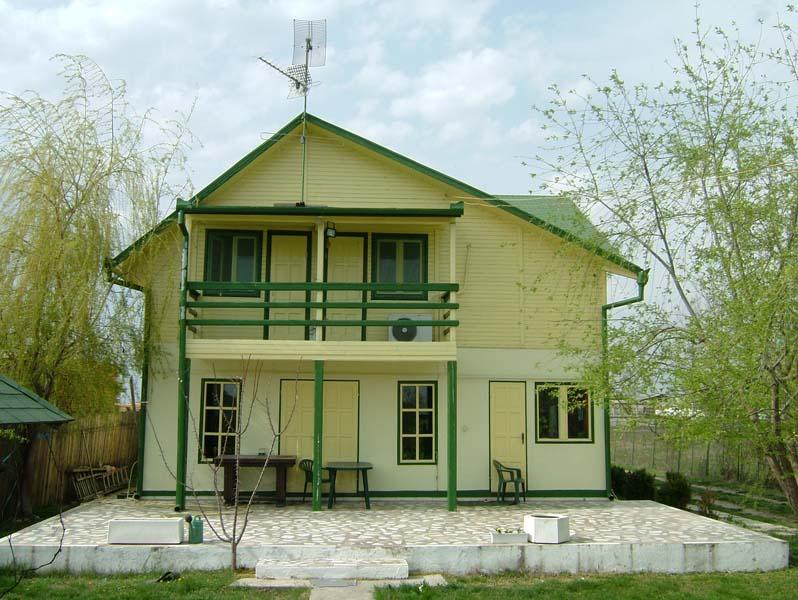 Casa din lemn Corbeanca