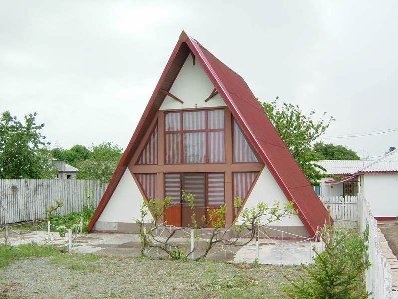 Casa din lemn Costinesti