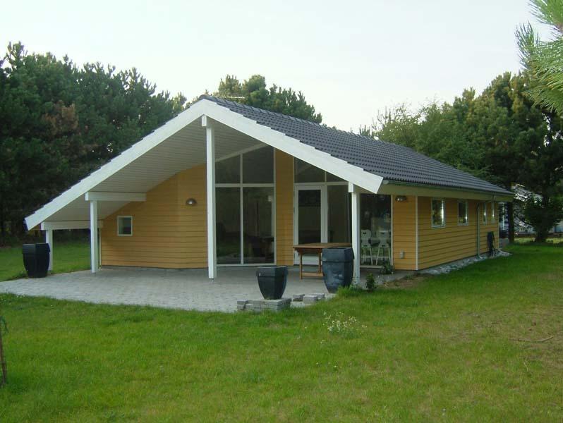 Casa din lemn Danemarca