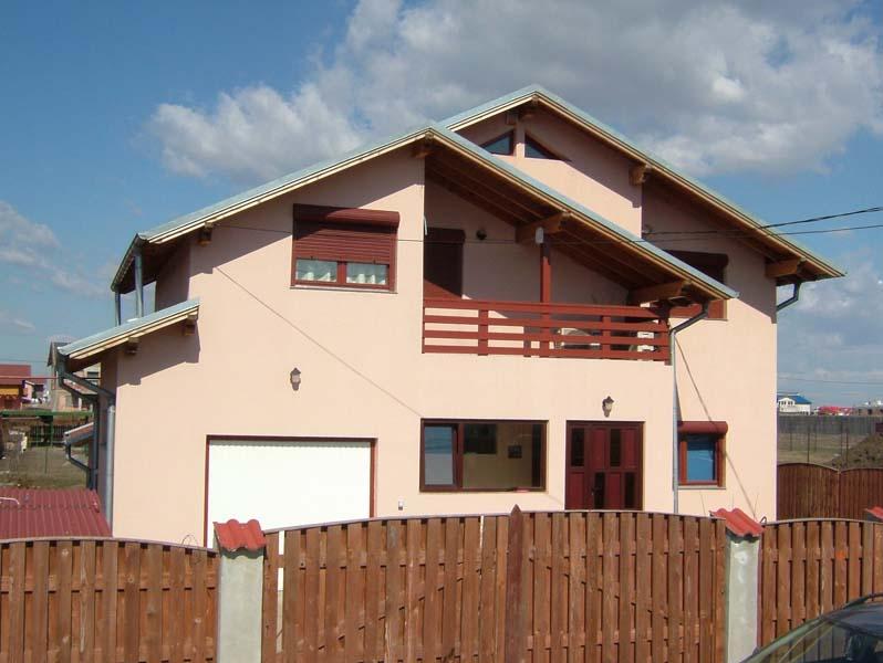 Casa din lemn Ghencea III