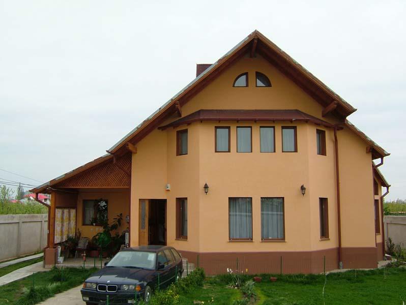 Casa din lemn Ghencea I