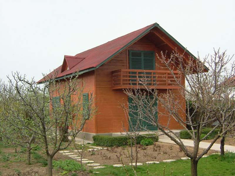 Casa din lemn Mogosoaia I