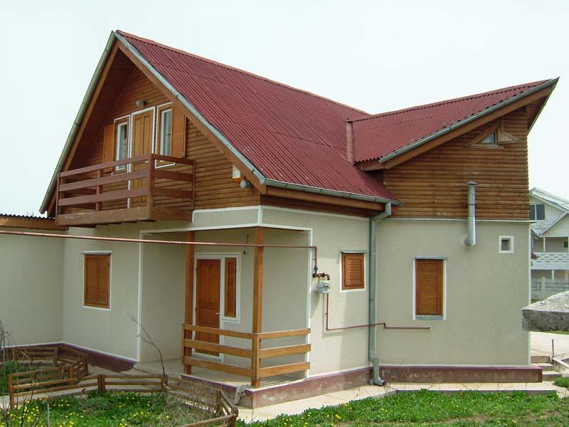 Casa din lemn Mogosoaia II