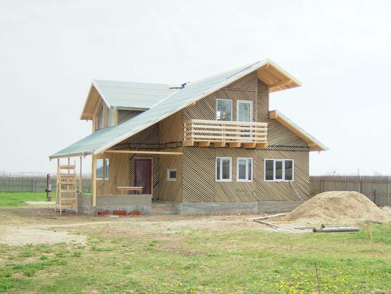 Casa din lemn Otopeni