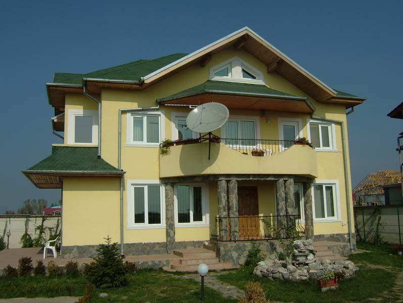 Casa din lemn Pantelimon