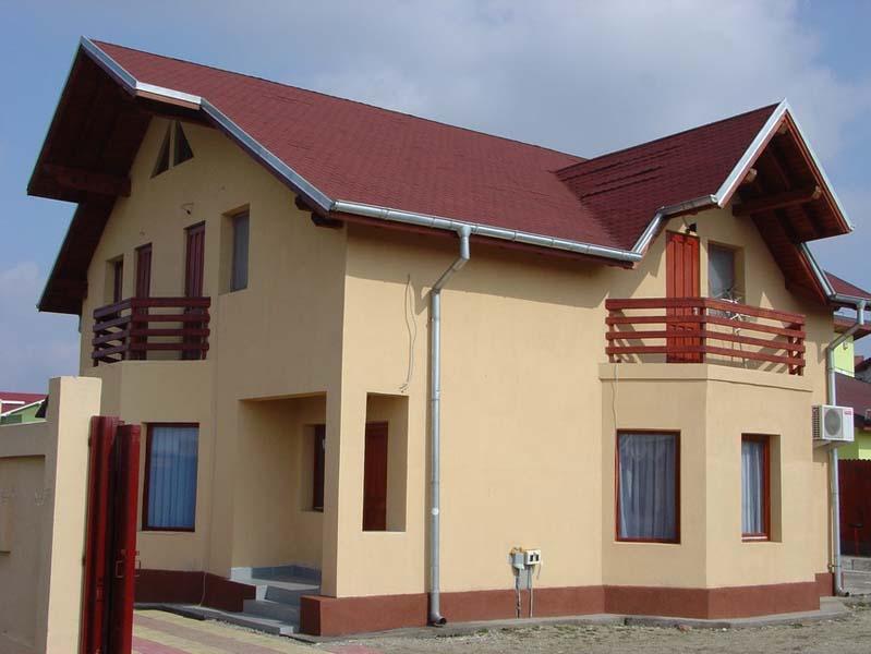 Casa din lemn Pipera III