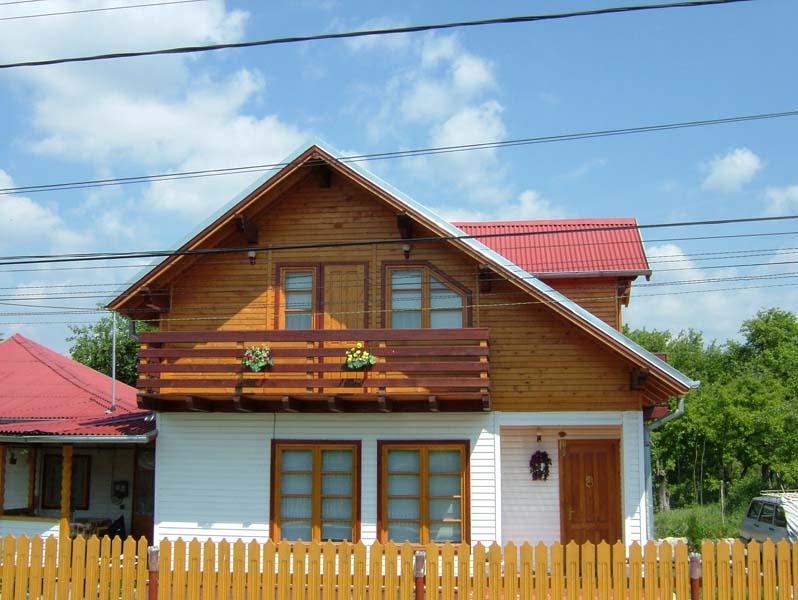 Casa din lemn Snagov II