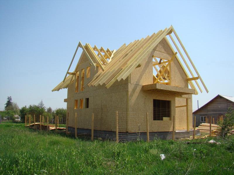 Casa din lemn Tamasi Corbeanca