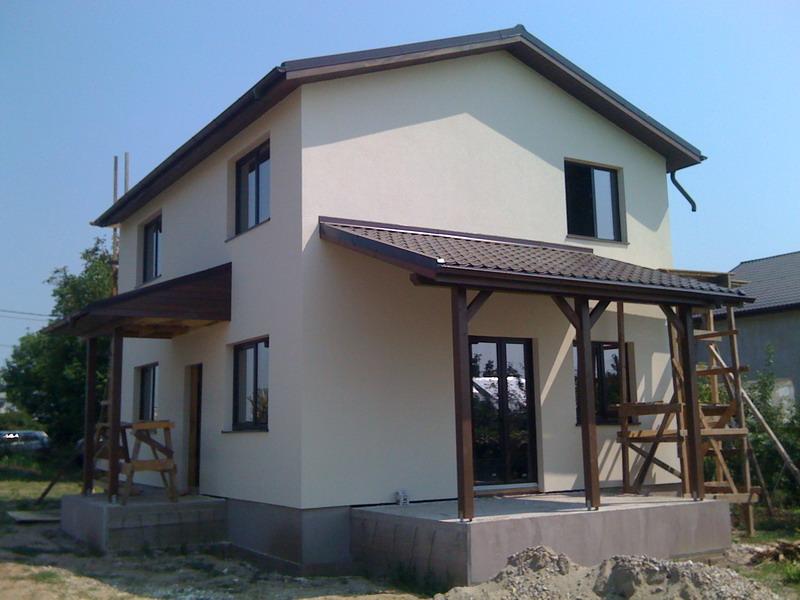 Casa din lemn Popesti Leordeni I