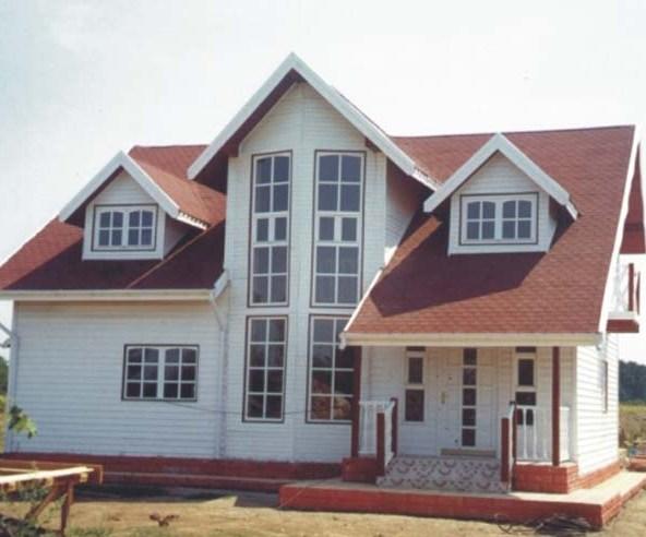 Casa din lemn Snagov V
