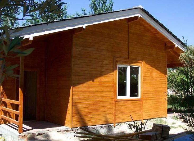 Casa din lemn Spania