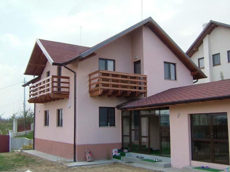 Casa din lemn Poiana Tapului II