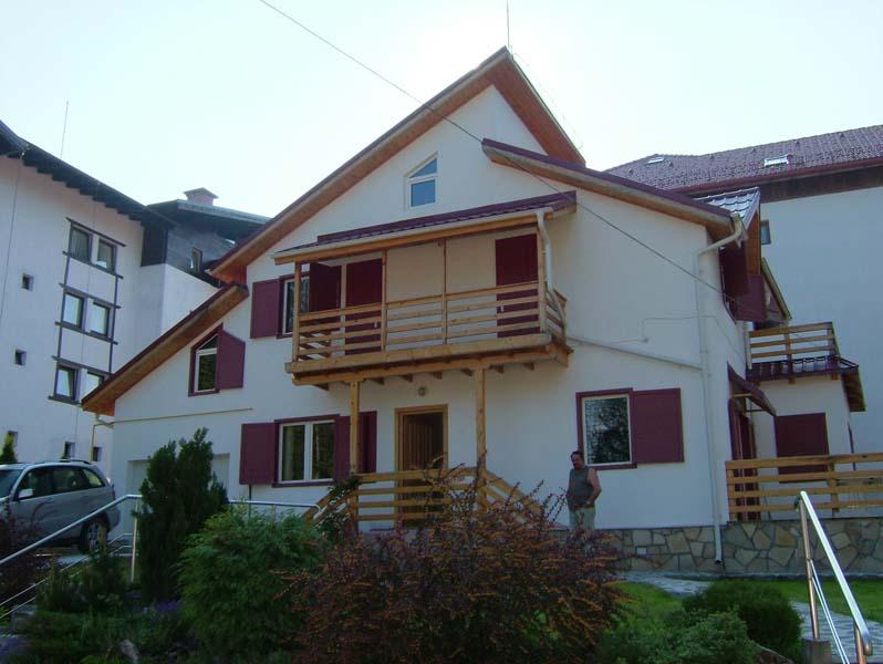 Casa din lemn Predeal I