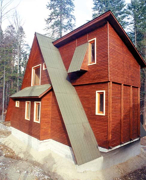 Casa din lemn Predeal III