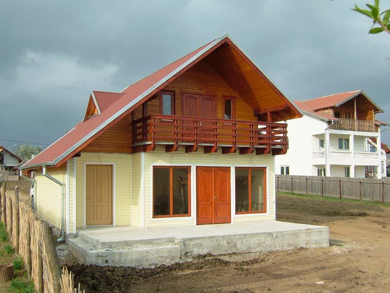 Casa din lemn Silistea Snagovului II