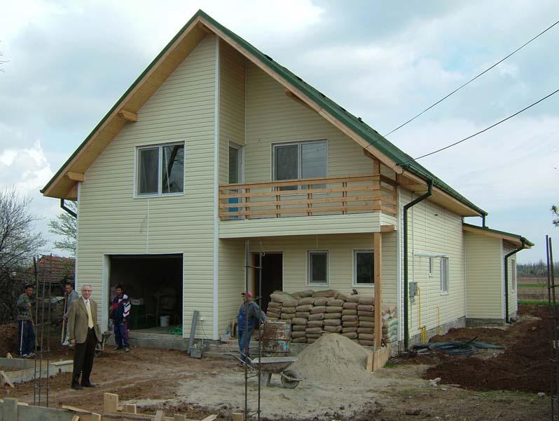 Casa din lemn Snagov III