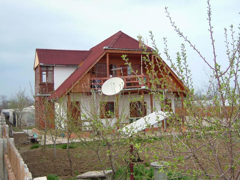 Casa din lemn Snagov IV