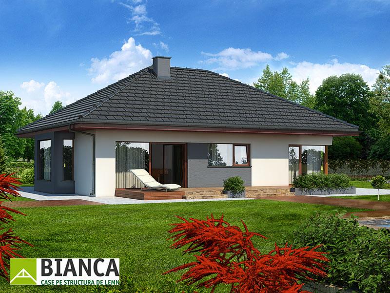 Casa Parter (3 camere + living) P06