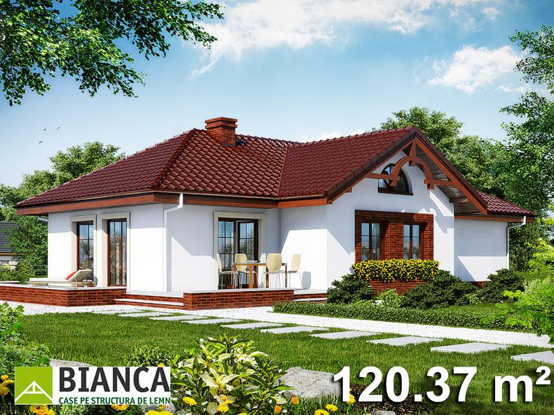 Casa Parter (3 camere + living) P07