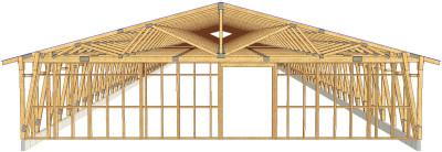 program de desen si calcul structuri din lemn